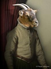 My renaissance goat